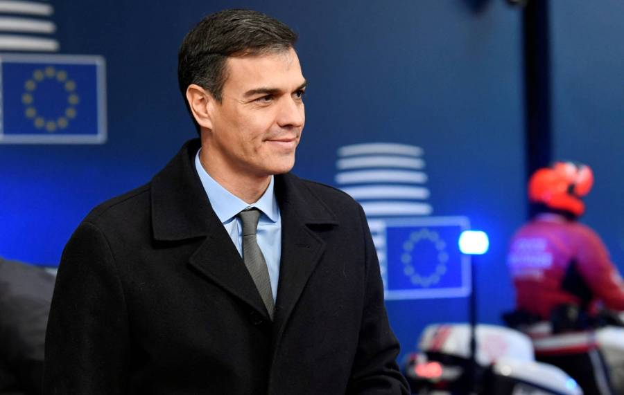 ESPAGNE Spanish Prime Minister Pedro Sánchez in Brussels. PIROSCHKA VAN DE WOUW REUTERS1543145628_927784_1543145792_noticia_normal_recorte1