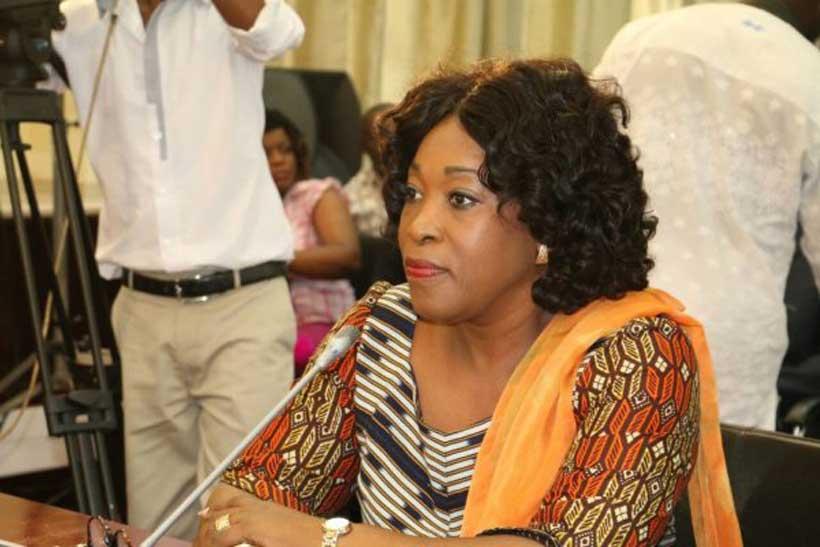 GHANA Shirley Ayorkor Botchwey, Botchwey