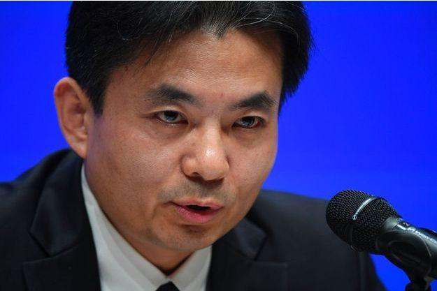 HONG KONG Yang Guang, porte-parole du Bureau des affaires de Hong Kong et Macao, a lancé mardi un avertissement aux manifestants de Hong KongLe-sinistre-avertissement-de-Pekin-aux-manifestants-de-Hong-Kong
