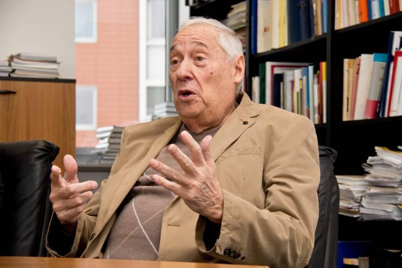 HONGRIE Tamás Sárközy (1940), , penseurs et politologues hongrois20160125_interju_by_havasi_mate_18