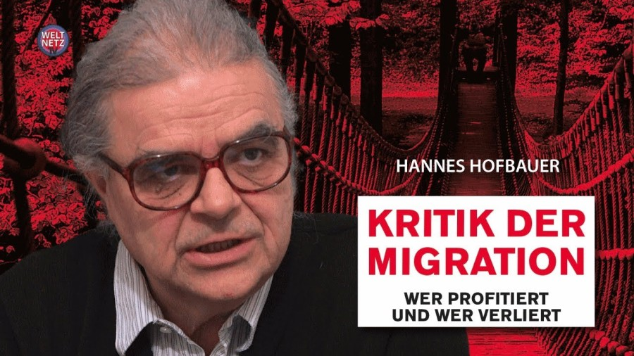 HORIZONS DEBATS SUISSE ALLEMAND Hannes Hofbauer maxresdefault