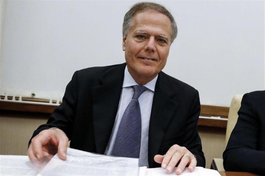 ITALIE Ministro degli Esteri. Enzo Moavero Milanesimoavero