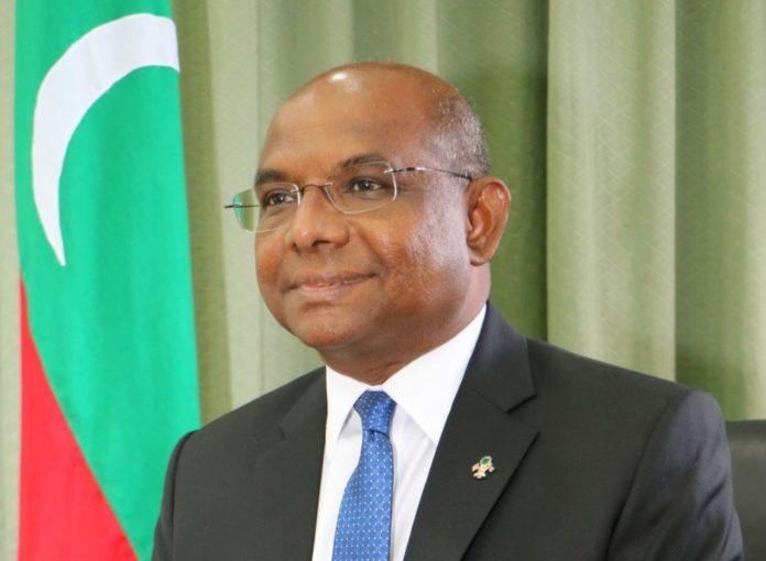 MALDIVES du Ministre des Affaires étrangères des Maldives, Abdulla Shahid Foreign-Minister-696x510