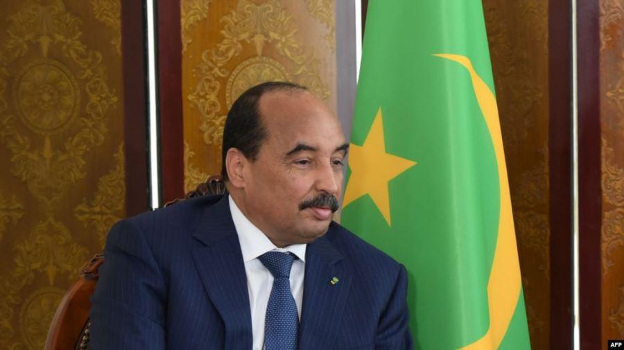 MAURITANIE Président sortant Mohamed Ould Abdel Aziz de la République islamique de Mauritanie 7FFD5446-CA51-4731-822C-87B0EAC94329_cx0_cy0_cw47_w1023_r1_s