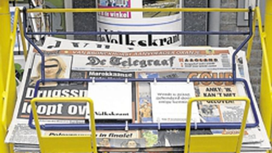 pays bas De Telegraaf 20991093-1