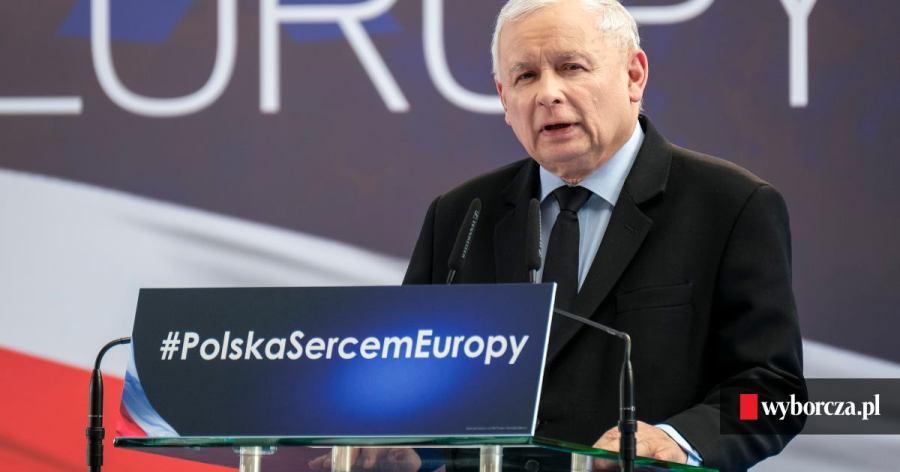 POLOGNE Jarosław Kaczyński z24533940FBW,9-03-2019--Jasionka--Jaroslaw-Kaczynski-podczas-wy