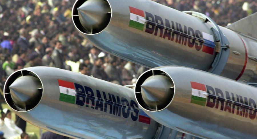 RUSSIE INDE Les livraisons de missiles BrahMos pour les Su-30MKI de l'Armée de l'air indienne pourraient débuter dès 2019 1025532428