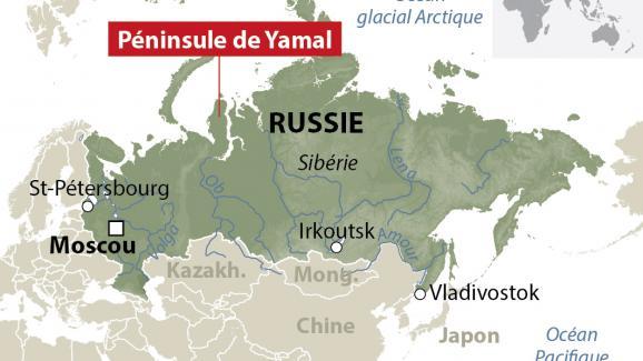 RUSSIE la péninsule du Yamal,9849729
