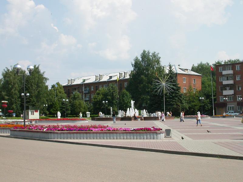 RUSSIE Solnechnogorsk_centre