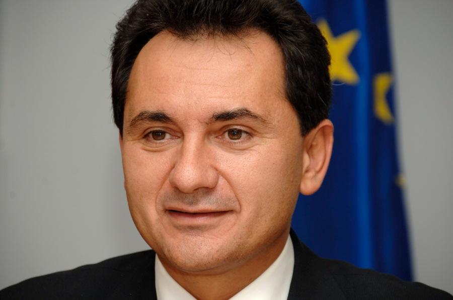 Bozidar Djelic at the EC