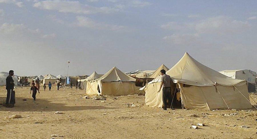 SYRIE camp de Roukban1033797502