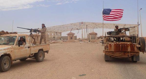 SYRIE USA Après Daech, les USA ont mis la main sur la contrebande pétrolière en Syrie 29.07.2019 36013261-32343420