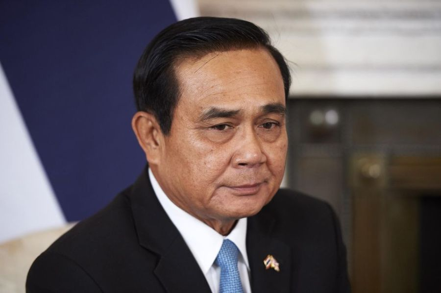 THAILANDE le Premier Ministre thaïlandais Prayut Chan-o-cha 1133312-000_16b00h