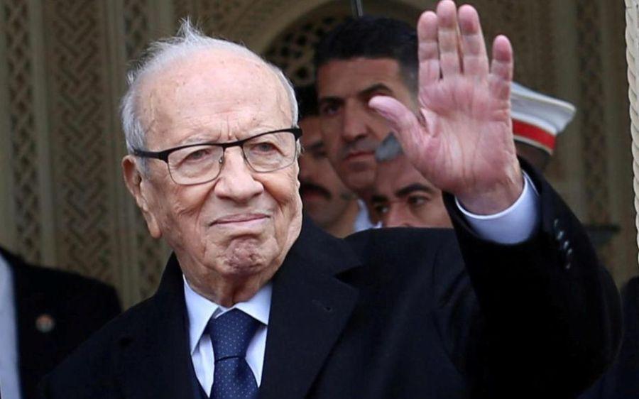 TUNISIE Le Président Essebsi U55VXLG6BZGYSOSSD3BGAEH5TA