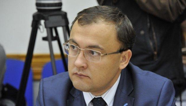UKRAINE Vassili Bodnar, vice-ministre ukrainien des Affaires étrangères 630_360_1509009811-5648