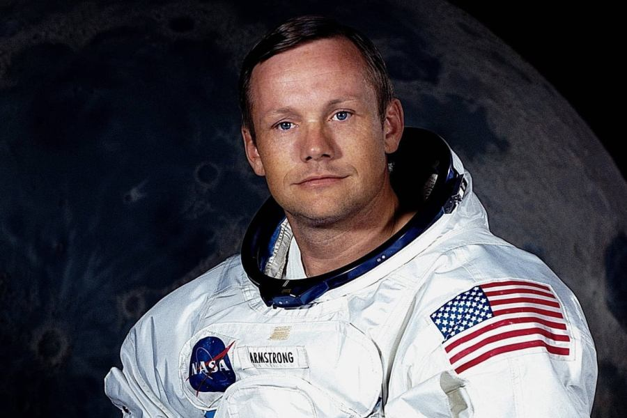 USA l'astronaute Armstrong 11419033