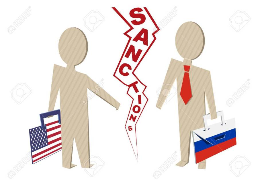 USA sanctions against Russia