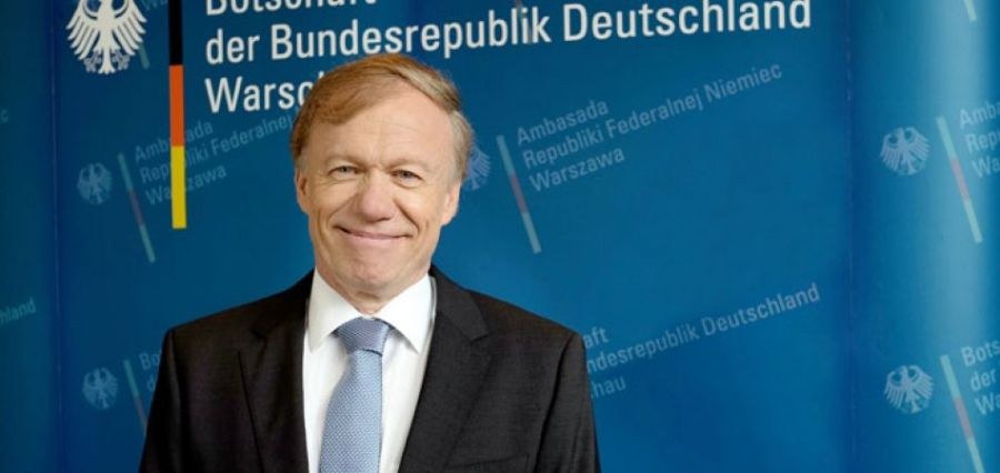Allemagne l'Ambassadeur allemand à Varsovie Rolf Nikel dispatches-federal-foreign-office-poland-rolf-nikel_a