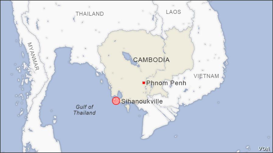 CAMBODGE Sihanoukville-Cambodia