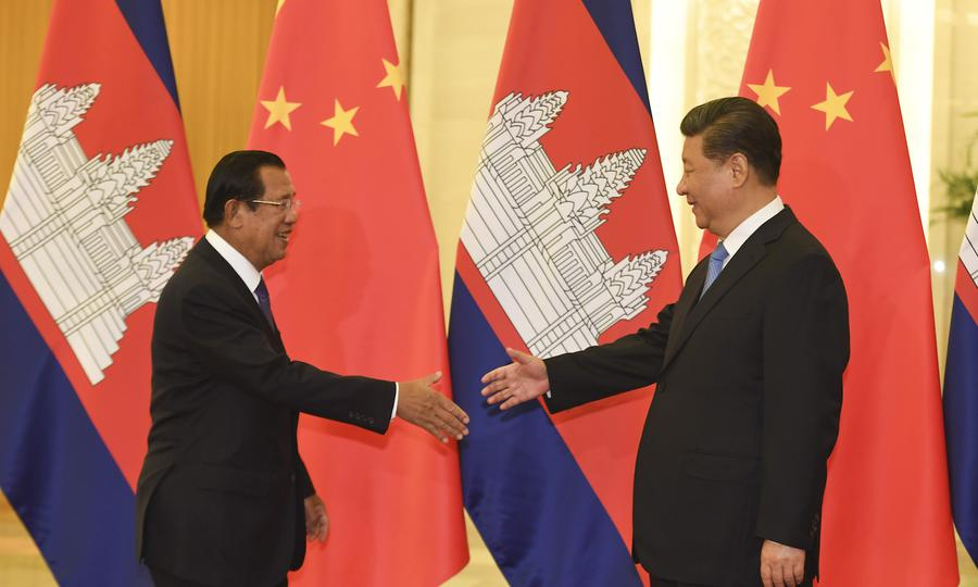China-Cambodia-Hun-Sen-Xi-Jinping-April-2019-900x540