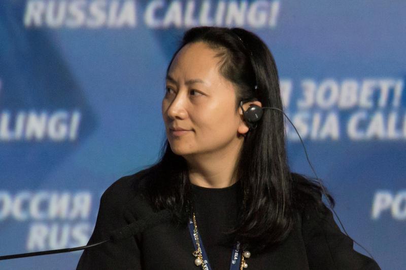 CHINE CANADA USA l'affaire Meng Wanzhou. meng_wanzhou