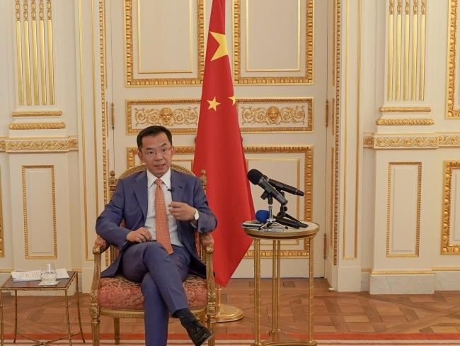 Chine Lu-shaye-ambassadeur en France 7ec42abb-7eae-44b5-b4a7-7a27f63e01fd