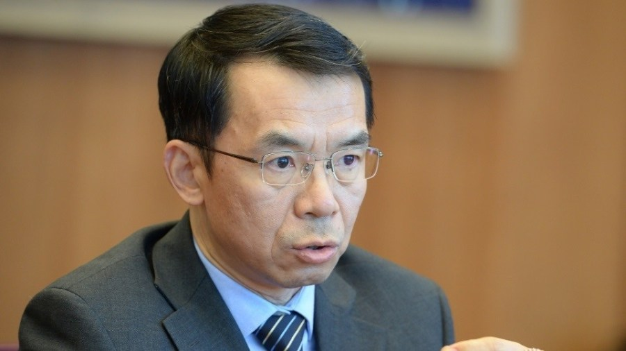 Chine Lu-shaye-ambassadeur en France