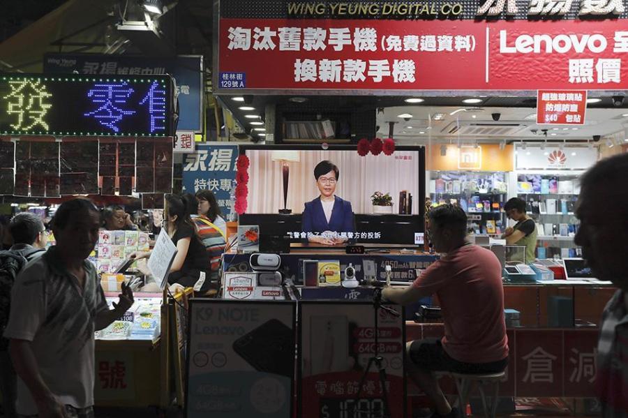 hong kong 201909asia_china_hongkong_lam