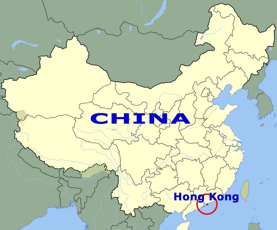 hong-kong-carte-china