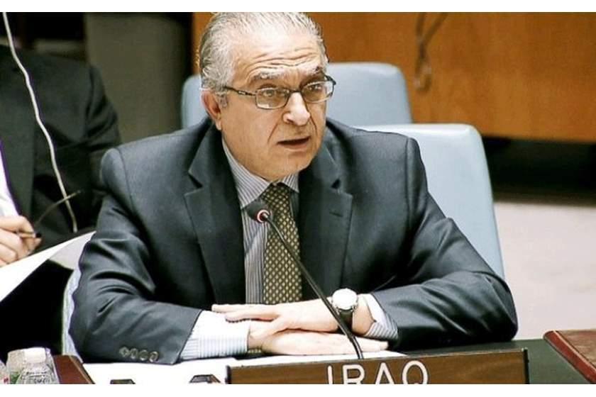irak-mohamed-ali-al-hakim-11201816192027365388391 le Ministre irakien des Affaires étrangères Mohamed Ali al-Hakim