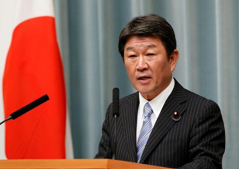 JAPON M. Toshimitsu Motegi s2.reutersmedia.net