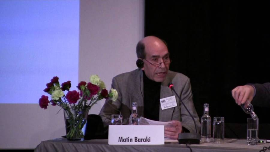 Matin Baraki, né en 1947 en Afghanistan2 maxresdefault