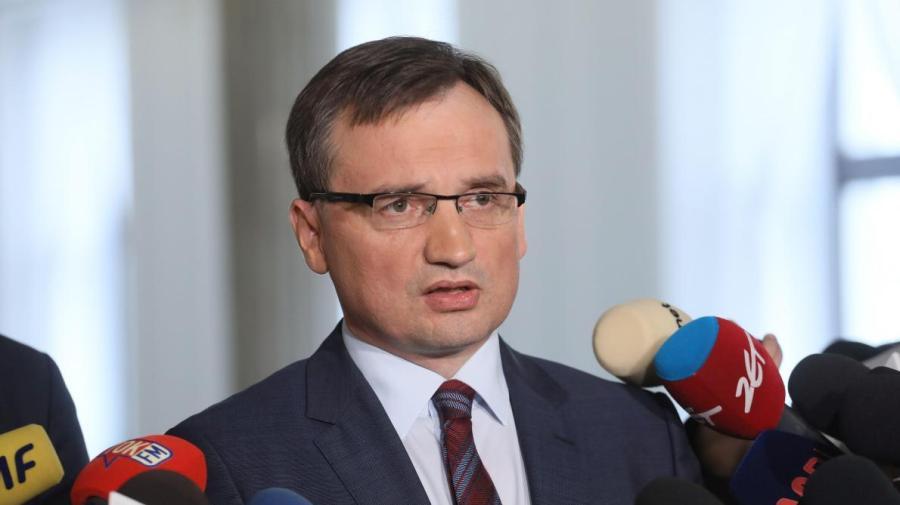 pologne le ministre Zbigniew Ziobro B9715147856Z.1_20180323092156_000+GECAUQ0A3.1-0