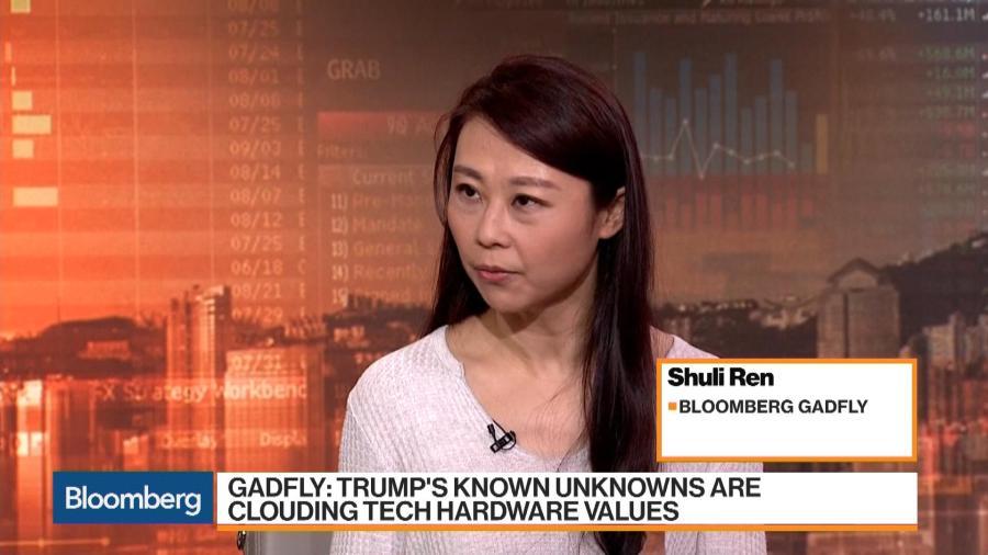 Ren Shuli, analyste chez Bloomberg -1x-1