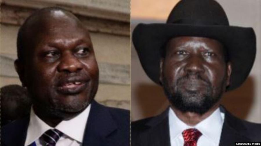 SOUDAN SUD rencontre entre le Président du Soudan du Sud, Kiir, et le chef de l'opposition, Machar, 05d0895f-d082-4ac8-8f7e-50f2666f9332_w1023_r1_s