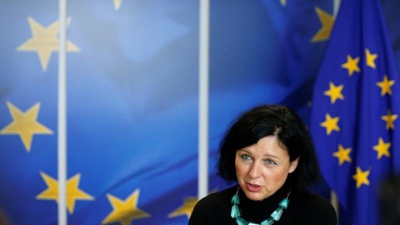 UE la tchèque Věra Jourová, vera-jourova-e1537715504491
