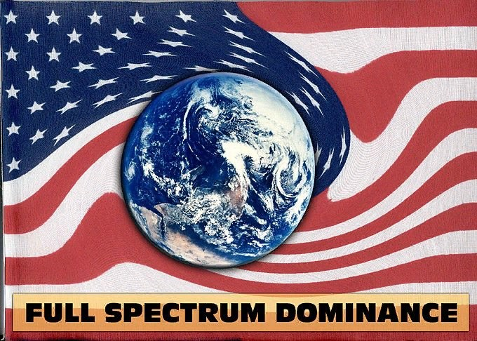usa full-spectrum-dominance