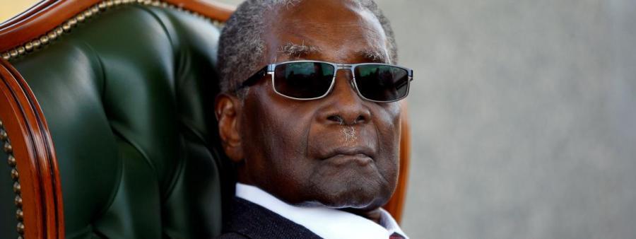 ZIMBABWE ancien président zimbabwéen, Robert Mugabe19995847