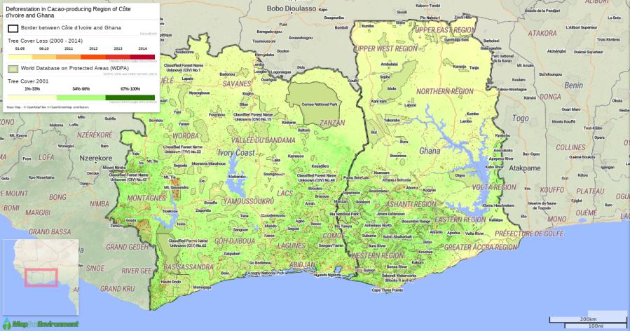 AFRIQUE GHANA ET COTE D IVOIRE 379