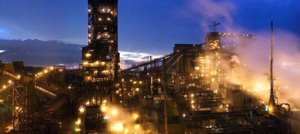 bolivie à la construction du site sidérurgique du Mutun IronReduction-TenovaTYL-e1549633261209-604x270