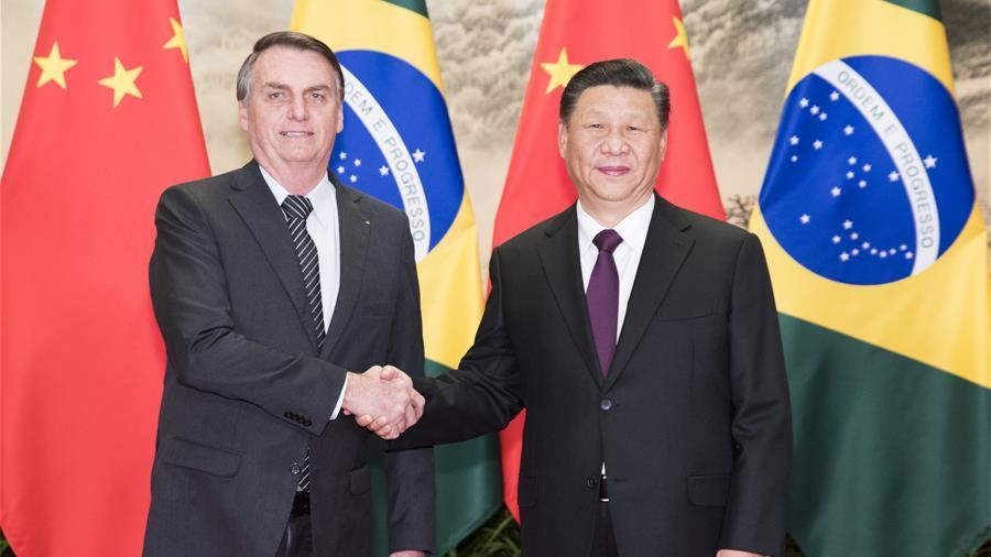 BRESIL CHINE Jair Bolsonaro, effectuera une visite d'Etat en Chine du 24 au 26 octobre 3a6e3dbd-57bf-4d10-a756-4e0855353ece