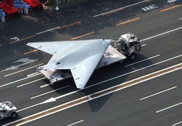 chine Le drone armé « LI Jian gj11-20191001