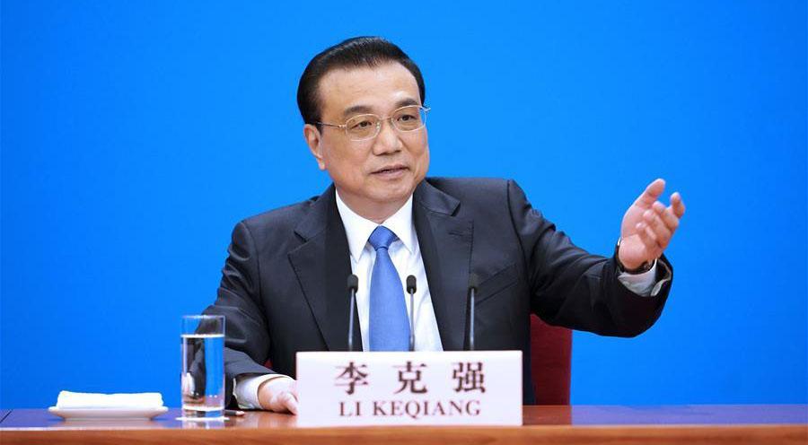 CHINE le Premier ministre Li Keqiang FOREIGN201903151333125443090050642