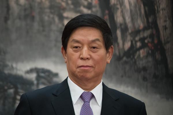 CHINE Li+Zhanshu+Members+Standing+Committee+Political+nsXxSTna6WCl