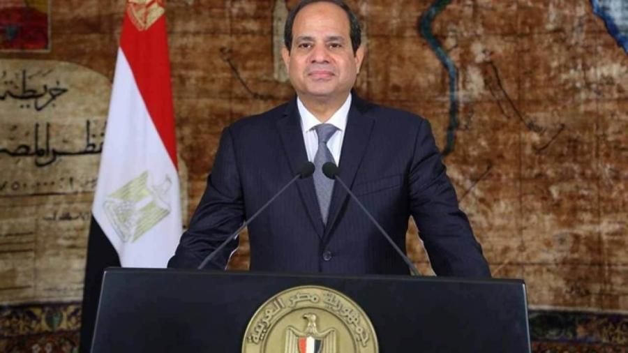 EGYPTE Abdel-Fattah-al-Sisi