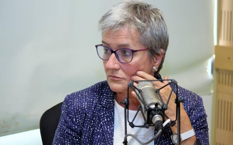 JOURNALISTE Marie-Eve Detoeuf Marie-Eve Deltoeuf, qui écrit sous le nom de Marie Delcas comme correspondante du quotidien en Colombie, a été refoulée DU VENEZUELA