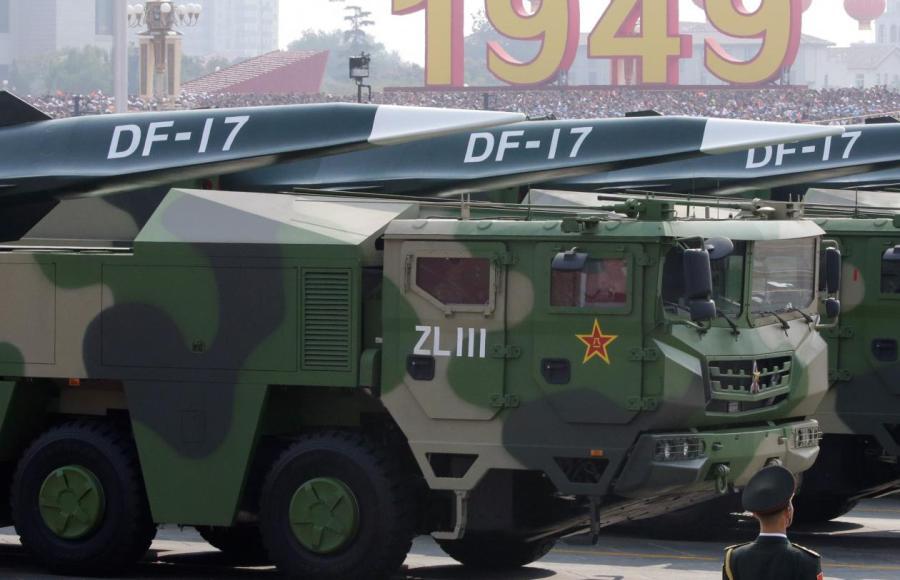 Le missile DF-17 (DF pour Dong Feng 东风 RTX75HQ0 (1)_0