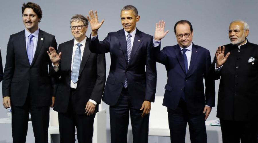 Le siège de l'OMC, à Paris © AFP Fabrice COFFRINIrtx1wjvv