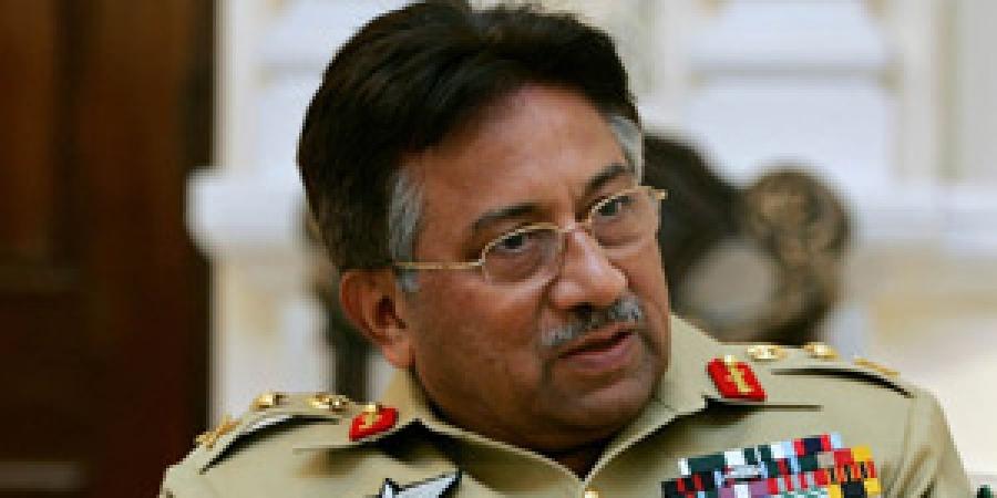 militaire pakistanais Parviz Musharaf musharraf-L