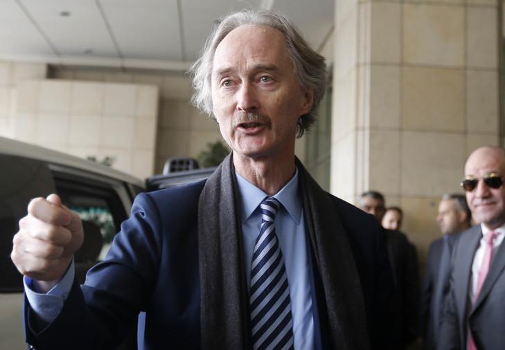 onu l'Envoyé spécial, M. Pedersen nouvel-emissaire-ONUla-Syrie-Geir-Pedersen-arrivee-Damas-15-janvier-2019_0_729_506